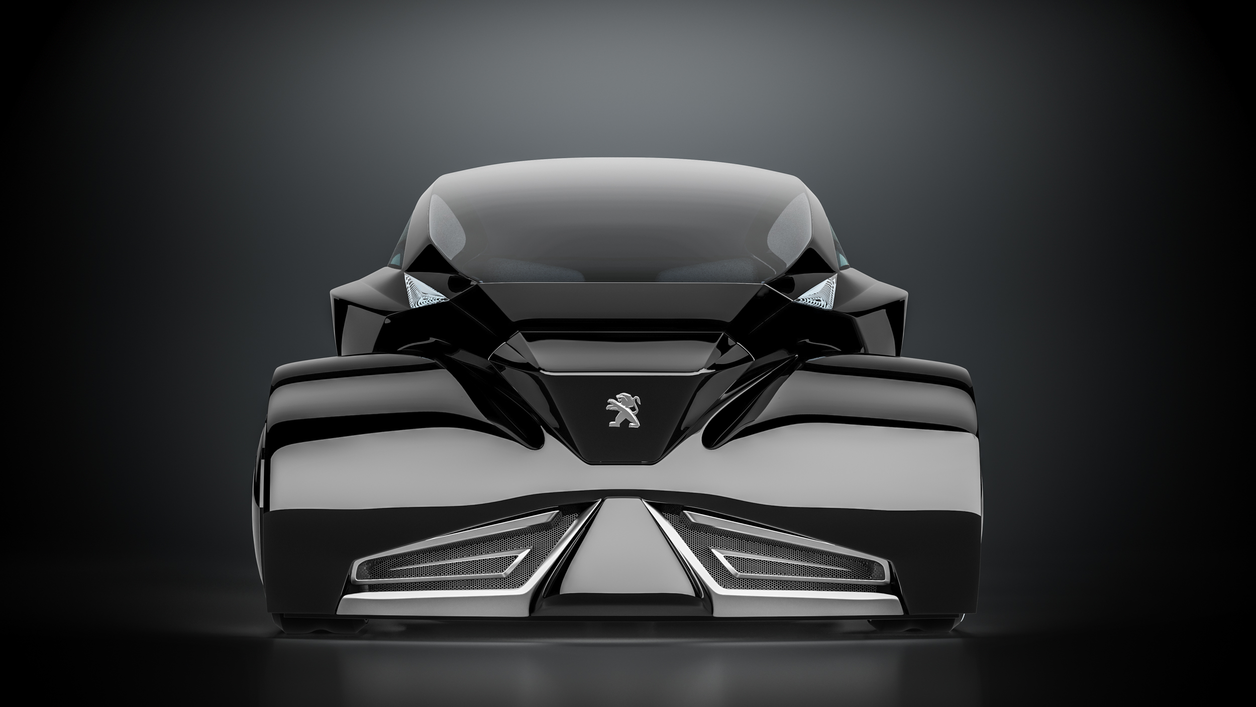Peugeot Concept car design Product design Bournemouth London UK